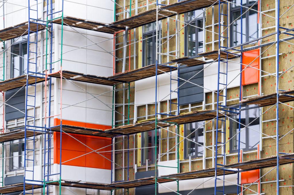 Audits énergétiques de bâtiments